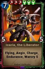 Icaria, the Liberator Beta
