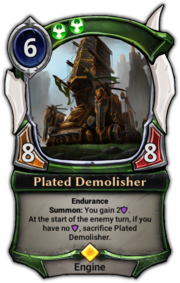 Plated Demolisher