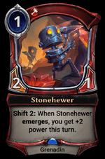 Stonehewer