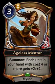 Ageless Mentor