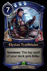 Elysian Trailblazer