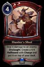 Hunter's Shot