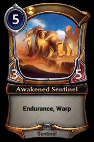 Awakened Sentinel