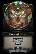 Crest of Order