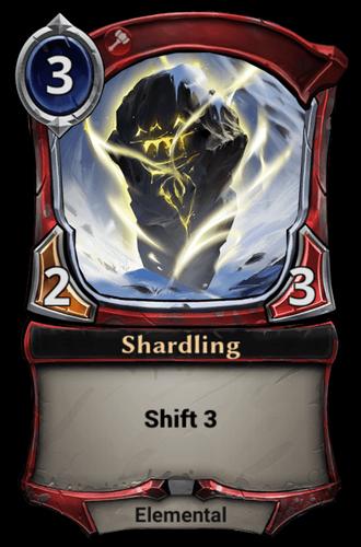Shardling card