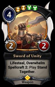 Sword of Unity