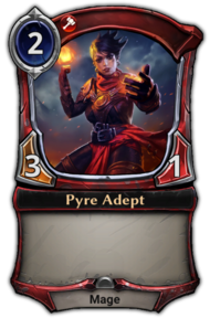 Pyre Adept