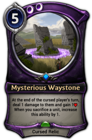 Mysterious Waystone