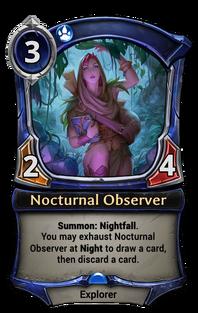 Nocturnal Observer