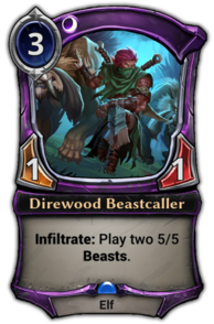 Direwood Beastcaller