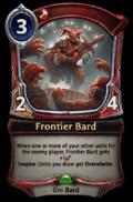 Frontier Bard