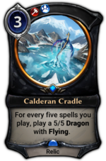 Calderan Cradle