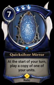 Quicksilver Mirror