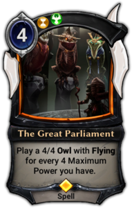 The Great Parliament