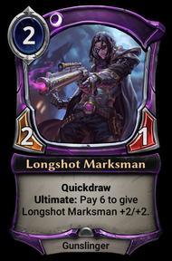 Longshot Marksman