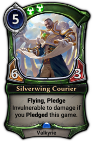 Silverwing Courier