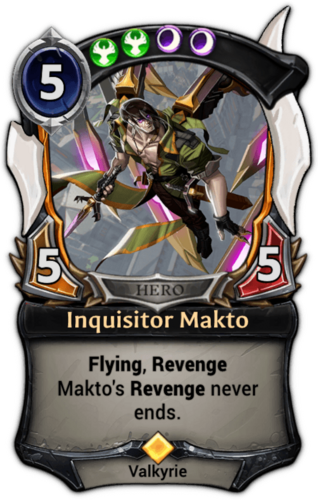 Inquisitor Makto card