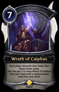 Wrath of Caiphus