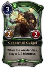 Copperhall Cudgel