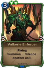 Valkyrie Enforcer Alpha