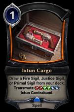 Ixtun Cargo