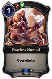 Fearless Nomad