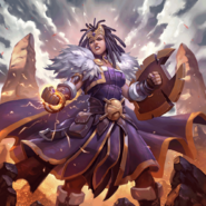 Full Art - Eilyn, the Rising Storm