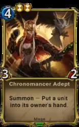 Chronomancer Adept Alpha