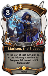 Marisen, the Eldest