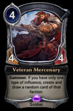 Veteran Mercenary
