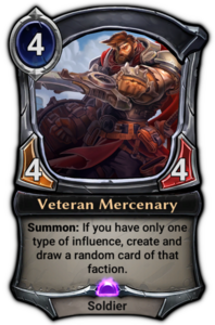 Veteran Mercenary