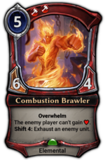 Combustion Brawler