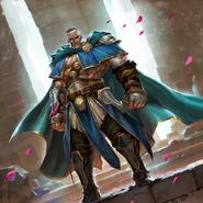 Full Art - Throne Warden