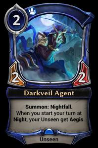 Darkveil Agent
