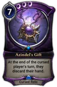 Patch 1.18 version of Azindel's Gift.