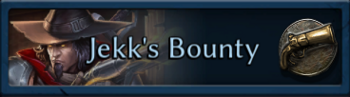 Jekk's Bounty