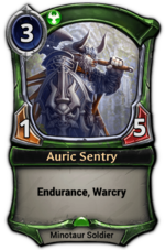 Auric Sentry