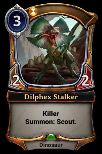 Dilphex Stalker card