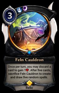 Feln Cauldron