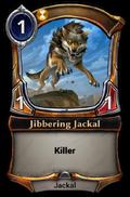 Jibbering Jackal