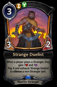 Strange Duelist