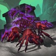 Full Art - Torrent of Spiders