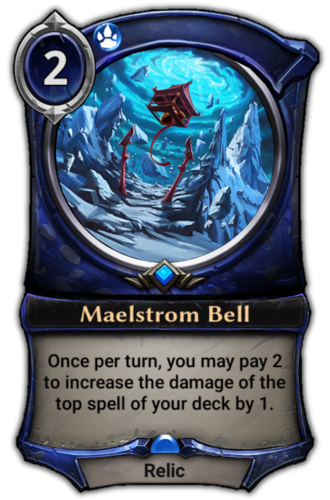 Maelstrom Bell card