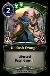 Kodosh Evangel