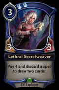 Lethrai Secretweaver
