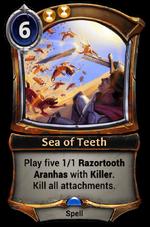 Sea of Teeth
