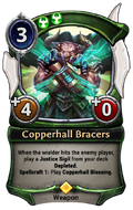 Copperhall Bracers