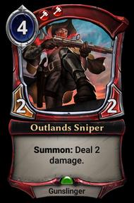 Outlands Sniper