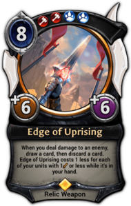Edge of Uprising