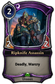 Ripknife Assassin